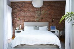 Go Minimalist - How To Make A Small Space Bedroom Feel Like A Cozy Haven - Photos