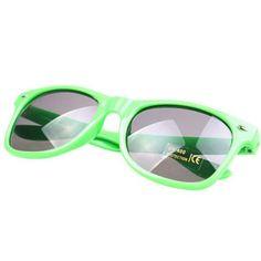 Candy Colors Vintage Sunglasses