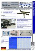Show details for In Ground Lift Brochure