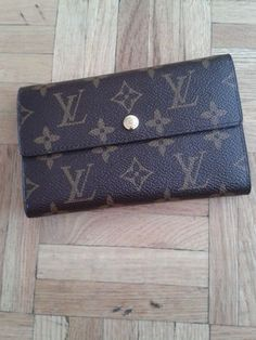 Available @ TrendTrunk.com AUTHENTIC VINTAGE LOUIS VUITTON MONOGRAM CLUTCH WALLET Bags. By AUTHENTIC VINTAGE LOUIS VUITTON MONOGRAM CLUTCH WALLET. Only $108.00!
