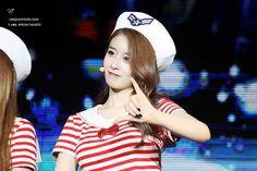 150711 Jiyeon and Hyomin @ T-ARA's China Tour in Beijing