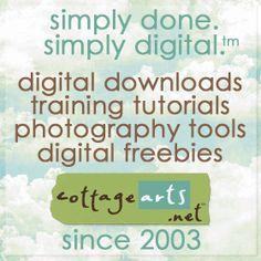 Digital Scrapbooking Tutorial
