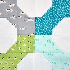 I would like to make a bow tie quilt like this one. This is a good ... : bow tie quilt block - Adamdwight.com