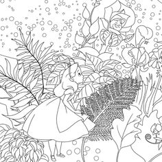 DISNEY GIRLS Coloring Book with LITTLE FRIENDS 世界の花模様を楽しむディズニー・ガールズと小さな仲間たちのぬり絵 | ディズニー大人のぬり絵編集部 |本 | 通販 | Amazon