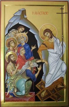 Resurrection by Giuseppe Sagona