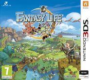Fantasy life is een spel waar je een fantasy leven kan leiden er zijn verchillende classes zoals Paladin Mage Blacksmith alchemist angler Hunter en nog veel meer
