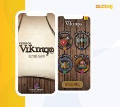 Diseño y desarrollo de APP Ferrol Vikingo por OLDBOY Phone Cases, Creative, Bags, Tech Support, Innovative Products, Handbags, Bag, Totes, Hand Bags
