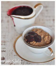 Espresso-Milkrice - so delicious, so easy to make and gluten-free - is there more to ask for? Espresso-Milchreis - köstlich, extrem einfach zubereitet und glutenfrei - ich bin wunschlos glücklich!