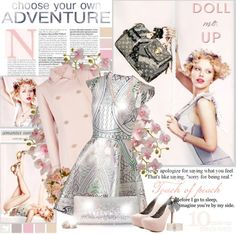 """""""Why so sweet!"""" by cup-cake-gurl ❤ liked on Polyvore"""