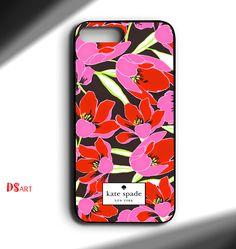 Best flowers Kate Spade Custom iPhone Case iPhone 5 5s SE 5c 6 6plus 7 7plus