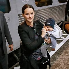 Prince Alexander of Sweden joins his parents Prince Carl Philip and Princess Sofia on trip to Värmland - HELLO! CA