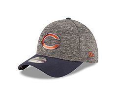 Amazon.com   NFL Chicago Bears 2016 Draft 39Thirty Stretch Fit Cap cd5cd8969