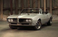 1968 Pontiac Firebird = Beautiful then, Beautiful NOW!