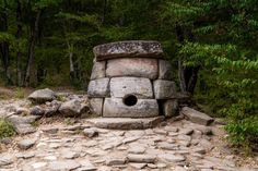 the mysterious dolmens of the north-west caucasus Stone Blocks, Archaeology News, Family Roots, Bronze Age, North West, Mystery, Mysterious, Creepy, Articles