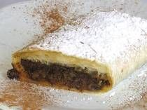 Ukrainian Fruit and Nut Strudel, from About.com Eastern European foods