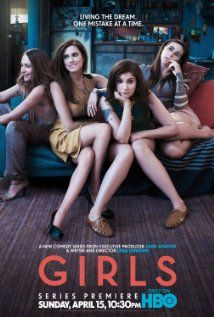 I just started watching Girls.  The only character I really relate to is Marnie.  I really hate the portrayals of men on this show, and some diversity would be nice--seeing as how it's set in NYC.  I do like that they actually show women with hips, boobs, and bellies.  Despite my annoyances, I keep watching.