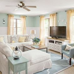 Stunning >> Beach Cottage Decorating Ideas Living Rooms #repin