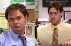 Jim Halpert and Dwight Schrute, characters of the TV show The Office, have always had on ongoing hatred of each other. Dwight strictly follows...