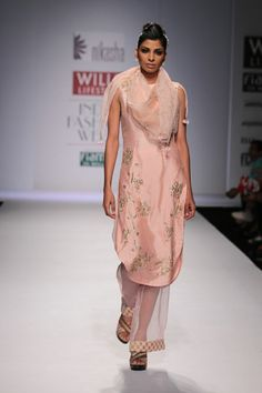 Nikasha @ WIFW - Wills Lifestyle India Fashion Week