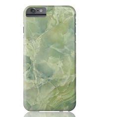 Jade Marble Phone Case - iPhone 6 Plus / 6s Plus