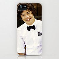 Harry Styles One Direction  iPhone Case