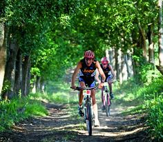 The Clearwater Trail, which traverses the Indian Ocean coastline. Image courtesy of Map Studio Sa Tourism, Gym And Tonic, South Afrika, Mtb Trails, Motorcycle Shop, Cycling Workout, Countries Of The World, Mountain Biking, Bicycle