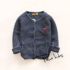 2015 fashion new Classic ⑦ embroidery cartoon kifs boys and 웃 유 girls long-sleeved cardigan sweaters knitting children's clothing2015 fashion new Classic embroidery cartoon kifs boys and girls long-sleeved cardigan sweaters knitting children's clothing http://wappgame.com