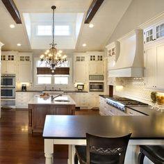 Contemporary Farmhouse - Dream Kitchen
