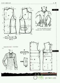 Patrones de ropa