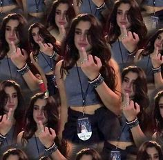 Lauren Jauregui me when someone says they don't like Fifth Harmony