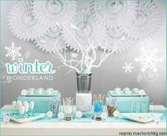 winter wonderland party