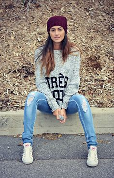Ardene Tres Cool Knit Sweater