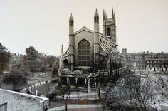 St Lukes Church, Chelsea,1966