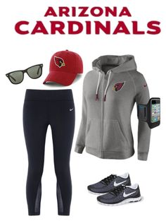 Arizona Cardinals Gameday Attire  #AZCardinals #NFLFanStyle