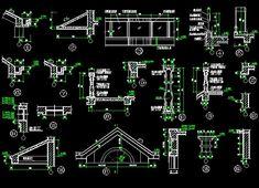 ★【Architecture Details】★-CAD Library | AutoCAD Blocks | AutoCAD Symbols | CAD Drawings | Architecture Details│Landscape Details