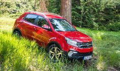 Neuer SsangYong Korando (2017) Mercedes Benz, Cars, Vehicles, Inventors, Autos, Car, Car, Vehicle, Automobile