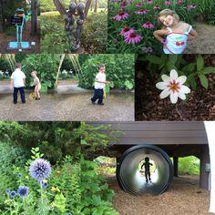Botanical gardens are so much fun!