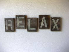 Relax by Rhonda on Etsy