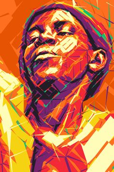 Squares, Triangles, Circles... by Charis Tsevis, via Behance