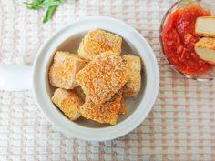 Jerk Tofu with Pineapple! | Nom...Tofu | Pinterest | Tofu and Recipe