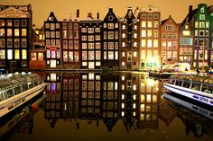Amsterdam,City of sin you'll never get out once your in...