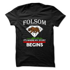 Folsom - California - Its Where My Story Begins ! #name #tshirts #FOLSOM #gift #ideas #Popular #Everything #Videos #Shop #Animals #pets #Architecture #Art #Cars #motorcycles #Celebrities #DIY #crafts #Design #Education #Entertainment #Food #drink #Gardening #Geek #Hair #beauty #Health #fitness #History #Holidays #events #Home decor #Humor #Illustrations #posters #Kids #parenting #Men #Outdoors #Photography #Products #Quotes #Science #nature #Sports #Tattoos #Technology #Travel #Weddings…