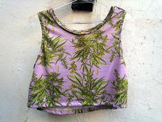 Top Cannabis lila