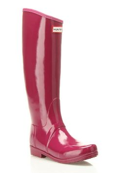 Designer footwear - Beyond the Rack. Pink boots for a rainy day:)