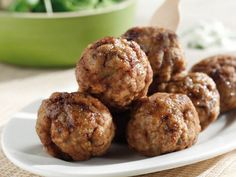 Smile Greek    :-): Greek traditional meatballs - Κεφτεδάκια