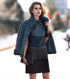 Luisa Spagnoli campagna Urban trend