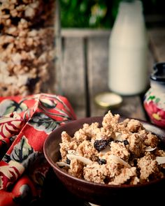 SCD Apple Granola