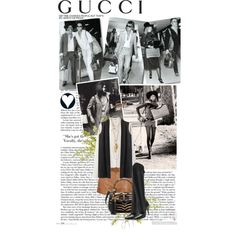 Icons of Heritage with Gucci, created by cutekawaiiandgoodlooking on Polyvore
