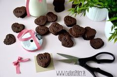 Kruche ciasteczka czekoladowe 14