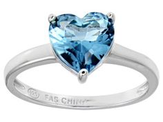 Have you seen the latest at JTV? Discover this gorgeous Bella Luce® Apatite Simulant Rhodium Over Silver Solitaire Ring. Blue Topaz Ring, Solitaire Ring, Jewelry Collection, Jewelry Sets, Heart Ring, Pendants, Gemstones, Diamond, Earrings